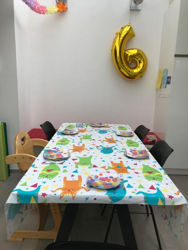 verjaardagstafel